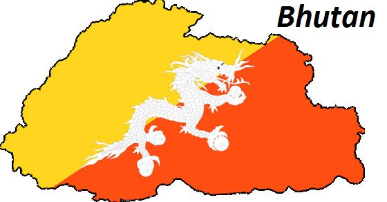 Bhutan ciekawe miejsca
