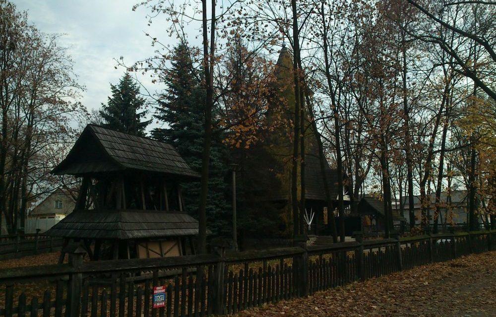 Kościół Przemienienia Pańskiego Białogon ciekawostki