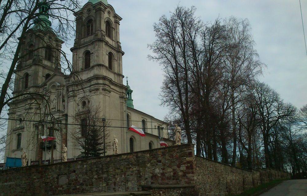 Kościół pw Narodzenia Najświętszej Marii Panny w Piekoszowie