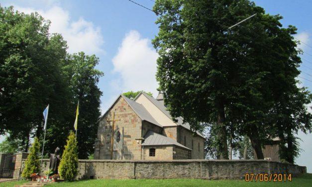 Kościół pw Świętego Idziego Opata w Tarczku