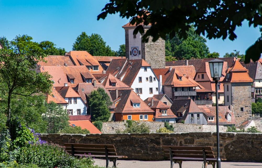 Rothenburg ob der Tauber ciekawostki