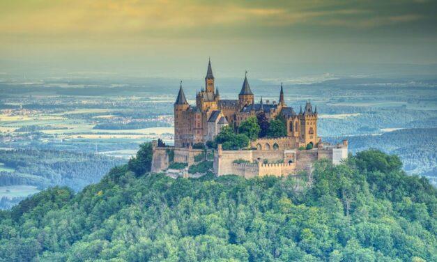 Zamek Hohenzollern ciekawostki