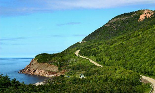 Park Narodowy Cape Breton Highlands