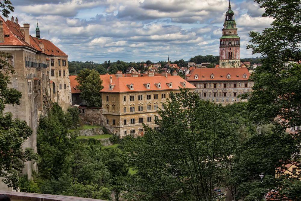 Zamek Ceský Krumlov