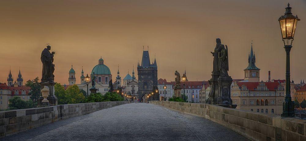 Most Karola w Pradze