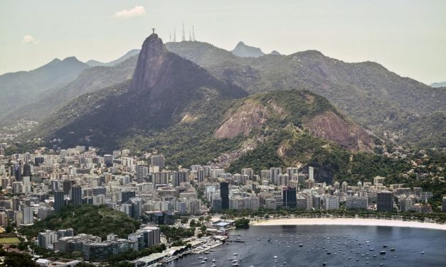 Statua Chrystusa Zbawiciela w Rio de Janeiro