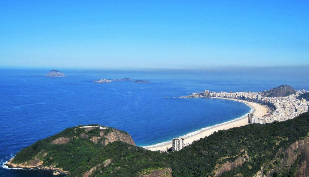 copacabana plaża