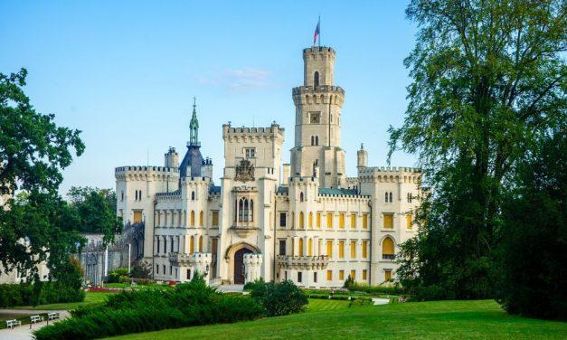 Zamek Hluboká