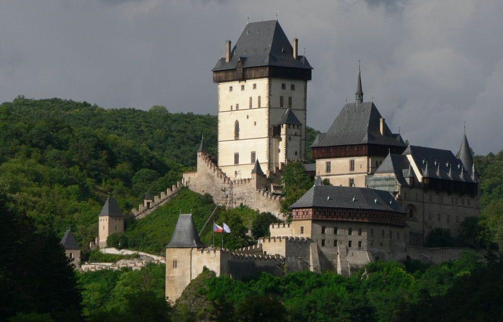 Zamek Karlsztejn