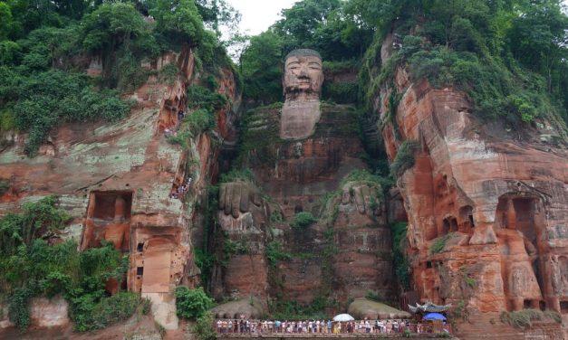 Wielki Budda z Leshan