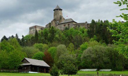 Zamek w Lubowli