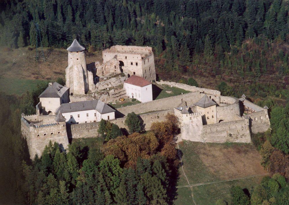 Lubovna Castle