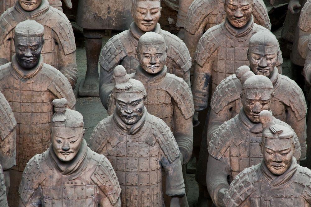 The Terracotta Army, Xi'an