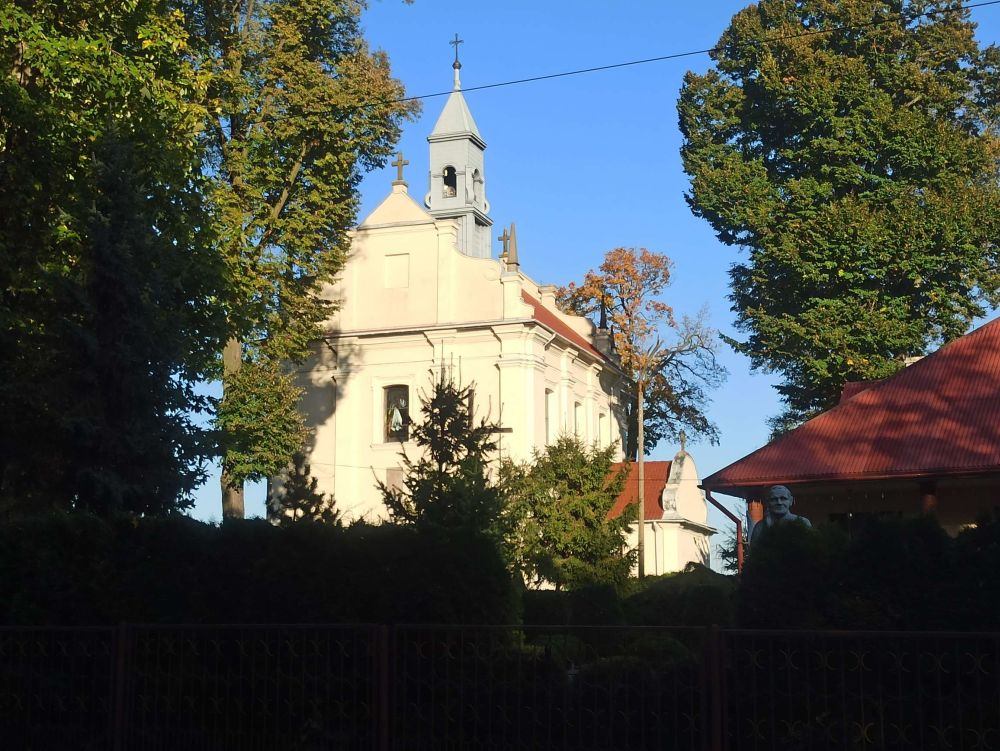 Czarnca kościół